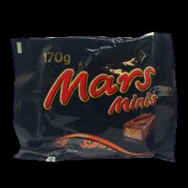 Mars Minis Bolsa 170grs