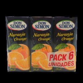 Don Simon Zumo Mini Naranja...