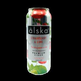 Alska Cider Strawberry Lime...