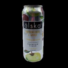 Alska Cider Passion Fruit...