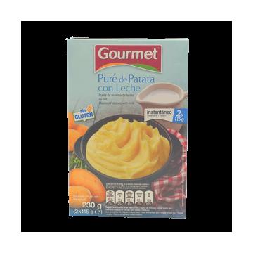 Gourmet Pure de Patatas con...