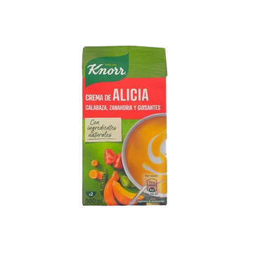 Knorr Crema de Alicia Brick...